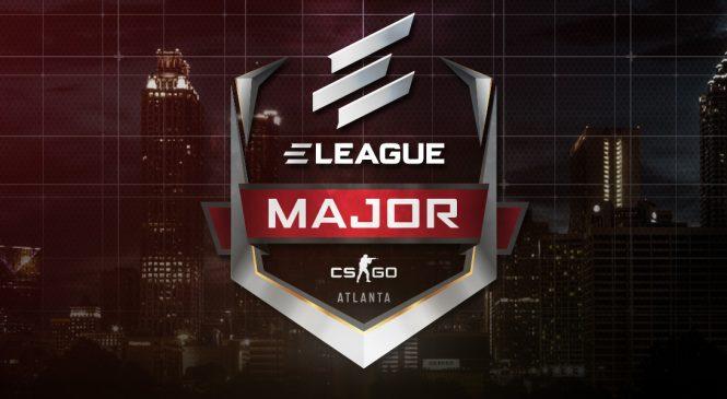 ELEAGUE ประกาศผลการประกบคู่แมทช์แรกในแบบ Swiss Format ประจำรายการ ELEAGUE Major 5 รอบ Main Qualifier