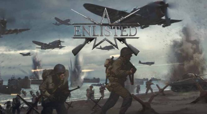 Enlisted สัมผัสสงครามโลกครั้งที่ 2 ในรูปแบบเกมออนไลน์บุคคลที่ 1